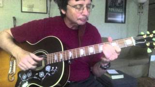 Birth Of The Blues - perf. Rolly Brown