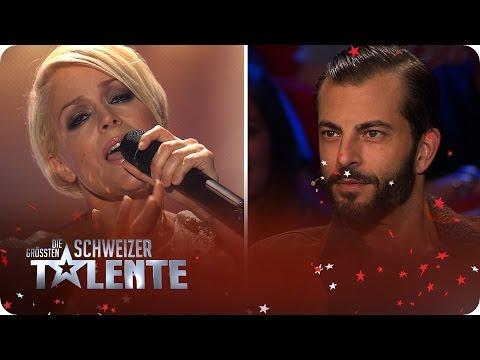 DSDS-Jurorin Michelle singt Paris vor der Jury von Die grössten Schweizer Talente - #srfdgst
