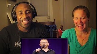 Reacting To Bill Burr Epidemic of gold digging W***e