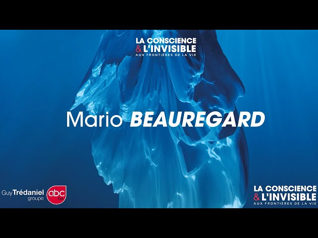 ABC Talk - Dr Mario Beauregard Colloque  TOULOUSE 2018