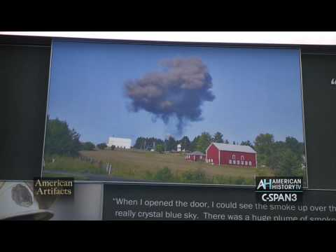 Flight 93 National Memorial: American Artifacts PREVIEW