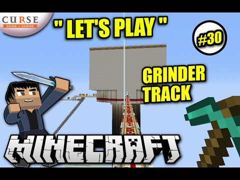 "Minecraft PS4 - ON THE RIGHT TRACK "" Let's play "" #30 Survival Season 2 -"