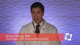 Meet Brian Wong, MD, Neurologist
