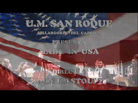 U.M. SAN ROQUE VILLARGORDO DEL CABRIEL ( MADE IN USA)