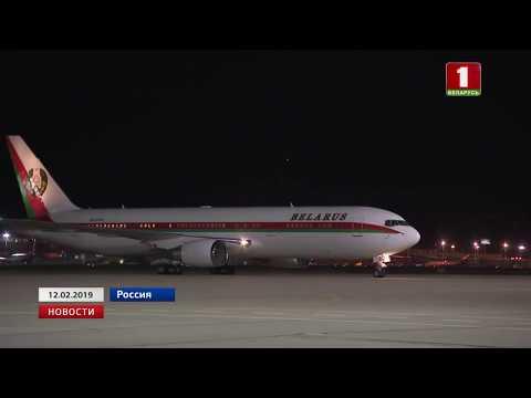 Cегодня в Сочи пройдут переговоры Александра Лукашенко и Владимира Путина