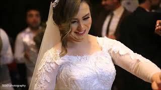 أغنية محمود العسيلى فرحة - تأثر أصحاب العروسة لما شافوا صاحبتهم بالفستان الأبيض