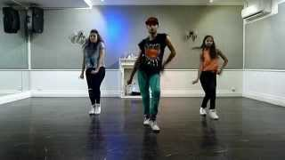 BOSS - Fifth Harmony Choreography by Rajesh Jethwa @ Gyrate Dance Company