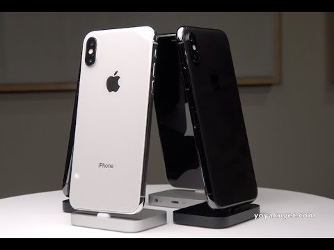Iphone X Silver Vs E Gray Movie Photo Review