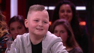 Pietje Tomassen: 'Ik wil gewoon altijd een spotlight op mij hebben' - RTL LATE NIGHT MET TWAN HUYS