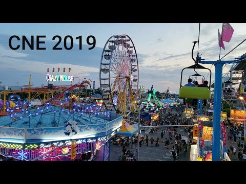The Canadian National Exhibition (CNE) 2019