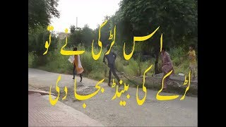 Mobil Robbery For Student Girl it's funny latest video By Jamil Raja