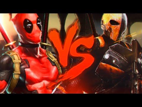 Deadpool VS. Exterminador   Duelo de Titãs [REMAKE]