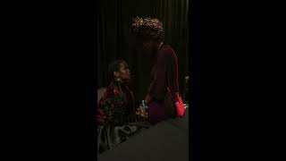 First Time Meeting My Auntie, Ms. Lauryn Hill