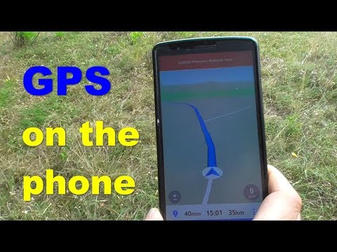 How To Use GPS Navigation On An Android Phone (Sygic)