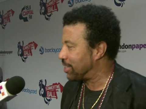 Lionel Richie talks about  Michael Jackson