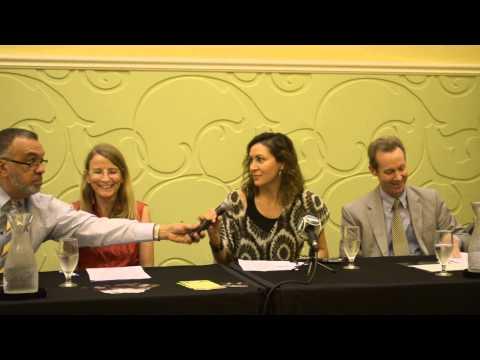 3rd Curaçao International Film Festival Rotterdam 2014 -First press conference