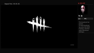 Let's try and live Dead by daylight