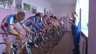 Министр спорта посетил копейскую велошколу