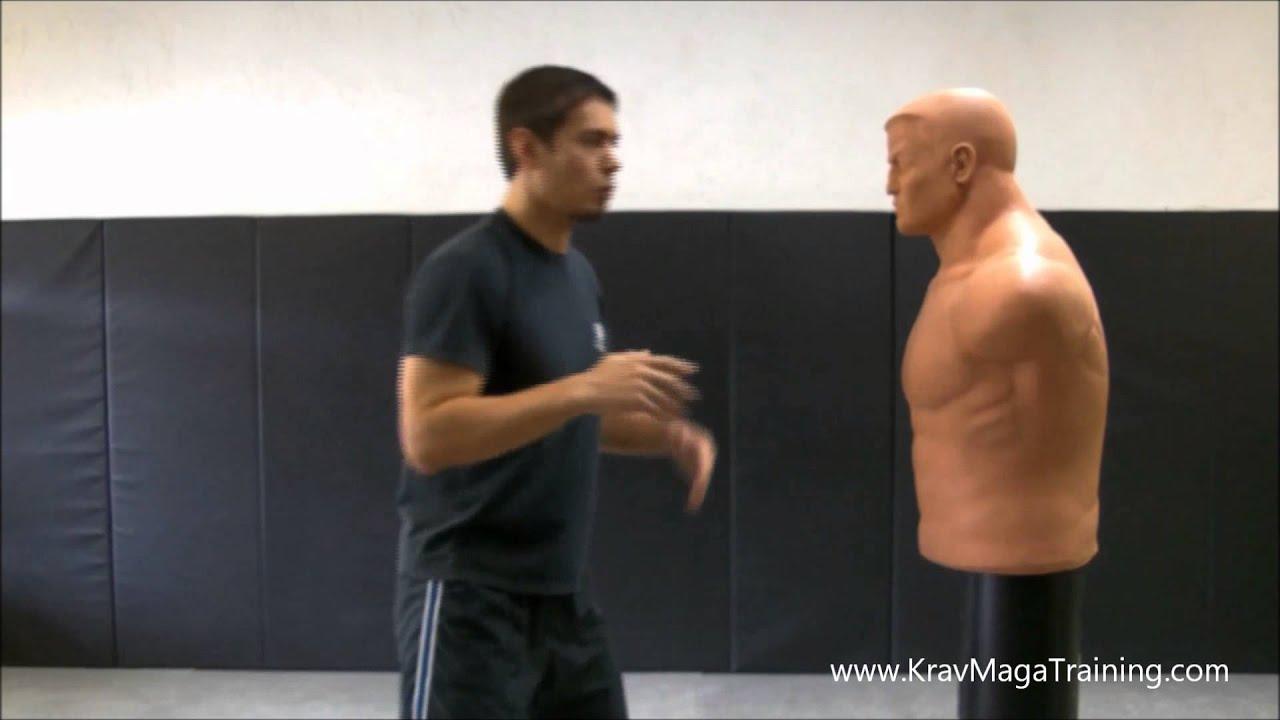 Krav Maga Hammer Fist Strikes - YouTube