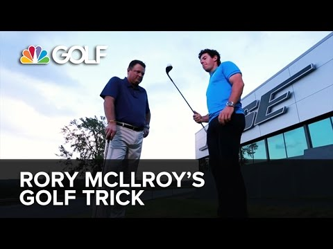 Rory McIlroy's Golf Trick - Morning Drive | Golf Channel