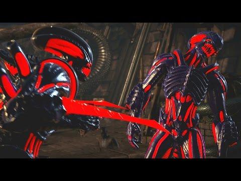 Mortal Kombat XL - Nightmare Alien Costume / Skin *PC Mod*