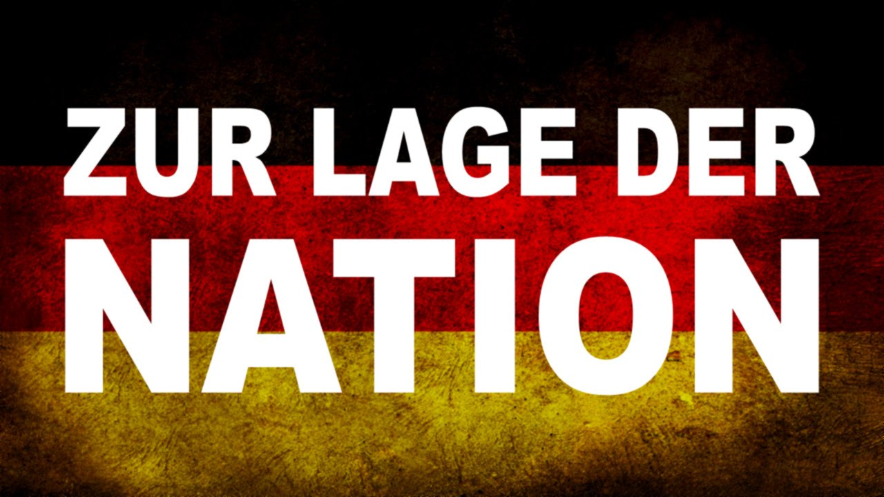 Zur Lage der Nation (23 2 2016) YouTube
