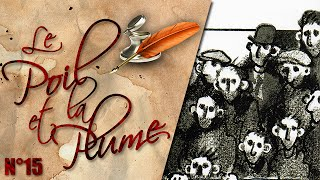 Le Poil et la Plume : Voyage au Bout de la Nuit par Serpico
