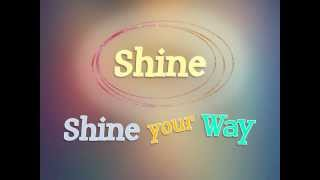 Shine Your Way - Owl City & Yuna (The Croods OST) HD Lyrics Video