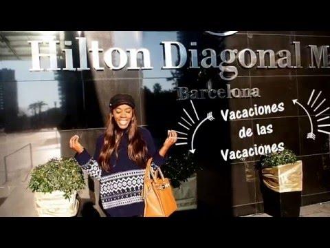 Relax en Hotel Hilton Diagonal Mar | Adriana Boho