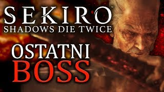 Sekiro: Shadows Die Twice - Last Boss - Na żywo