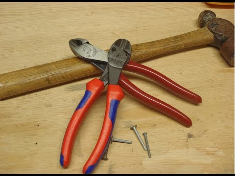 Knipex Vs. Klein Side Cutters