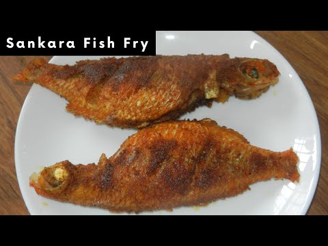 Sankara Fish Fry In Tamil | Sankara Meen Fry In Tamil | Fish Recipes In Tamil | Fish Fry
