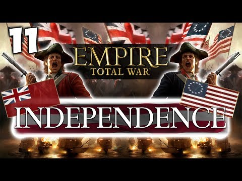 FREEDOM IN SIGHT! Empire Total War: Darthmod  - Road To Independence USA Campaign #11