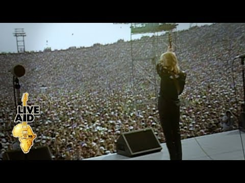 Tom Petty & The Heartbreakers - American Girl (Live Aid 1985) Mp3