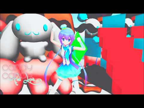 【VOCALOID³】『CANDY CANDY』Aoki Lapis【PV】