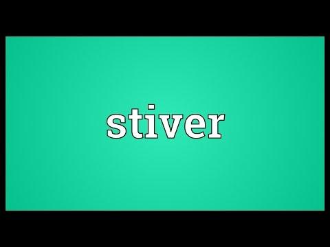 Header of stiver