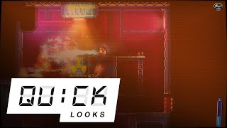Nuclear Blaze, the Dead Cells of Fire Fighting?  [Quick Look] (Video Game Video Review)