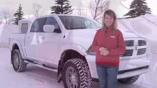 jack greenly and her 2013 dodge ram