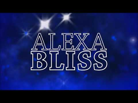 "WWE: ""Spiteful"" Alexa Bliss Theme + AE (Arena Effects)"