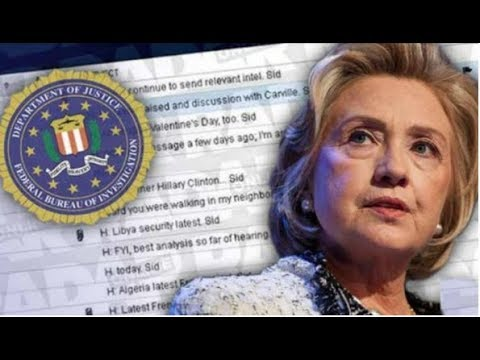 SPECIAL REPORT! FBI IS HIDING EVIDENCE TYING THE CLINTONS TO RUSSIAN BRIBERY SCHEME!