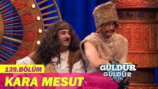 Güldür Güldür Show 139.  Bölüm, Kara Mesut Skeci