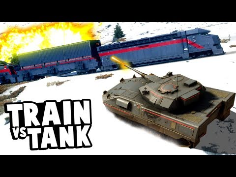 Can a Tank Derail an Armored Train in Just Cause 4? |