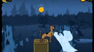 мультик игра Скуби ду против зомби и монстров прохождение и обзор игры