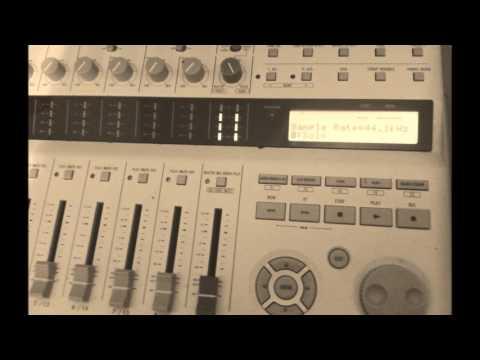 Ensoniq ASR 10 , Horrorcore Boom Bap (Instrumentales vol 3 démo)
