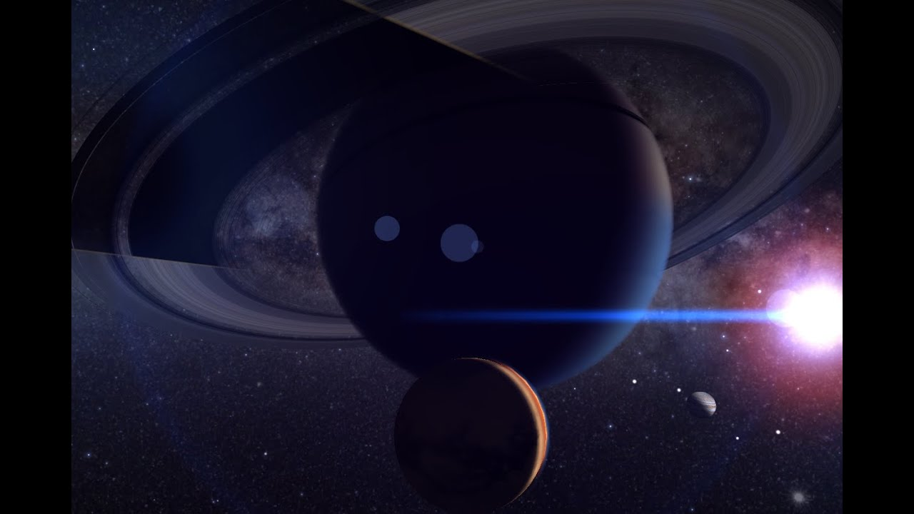 Space Earth 3D Live Wallpaper