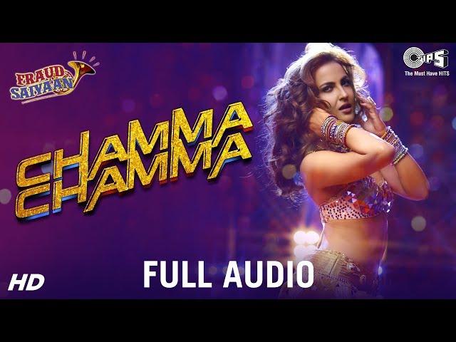 Neha Kakkar – Chamma Chamma (From