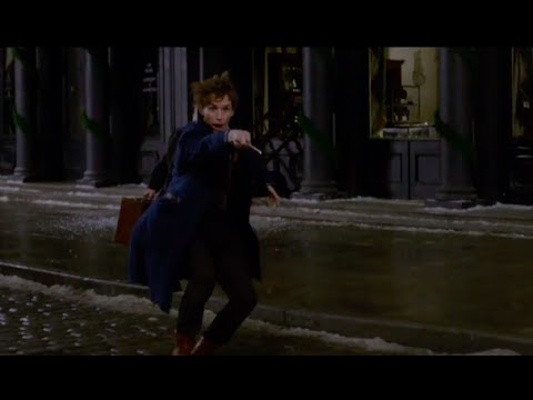 Fantastic Beasts And Where To Find Them (2016) Official Trailer - J.K. Rowling, Eddie Redmayne