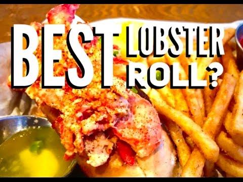 best-lobster-roll?---food-adventure-review- -vlog-#004