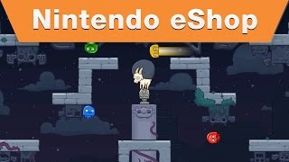 Nintendo eShop - Toto Temple Deluxe Launch Trailer