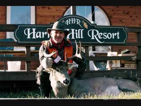 Ontario Deer Hunts - Whitetail Buck Hunting Harris Hill Resort